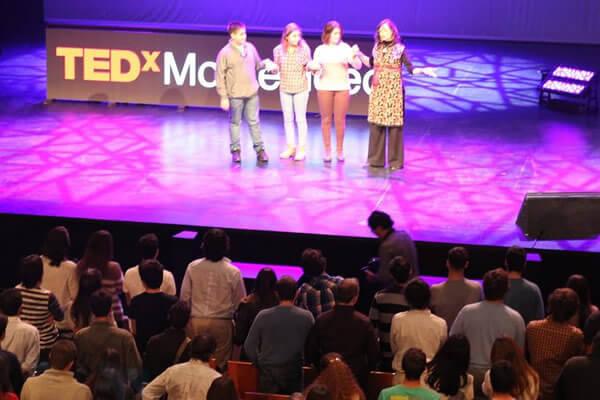 TEDxMontevideo. Uruguai, 2015.